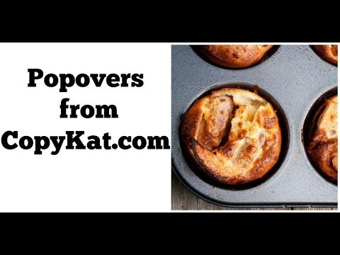 PopOvers - Learn to Cook