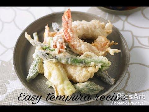 easy veggie and shrimp tempura recipe! , having fun at chuck e cheese(daily vlog)