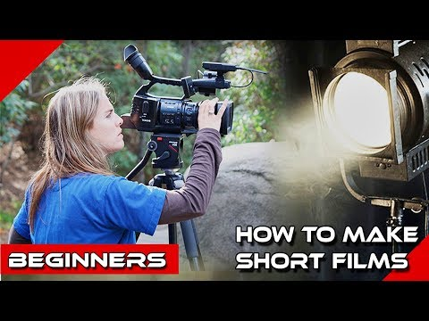 How to Make Short Films | Filmmaking for Beginners in English