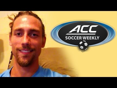 UNC's Andy Craven Named National Player of the Week   ACC Soccer Weekly