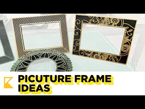 Picture Frames Ideas - 3D Printing