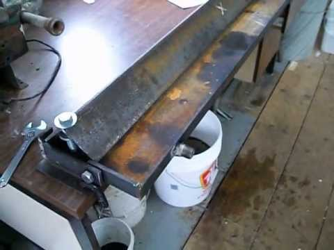 Sheet Metal Brake