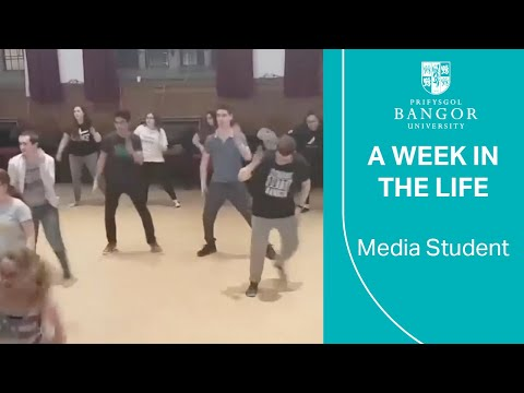A week in the life of a Creative Studies and Media student