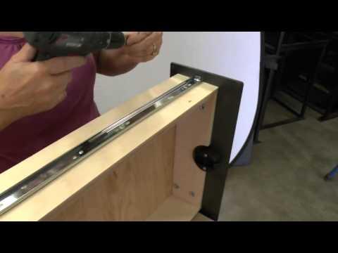 Drawer Slide Adjustment