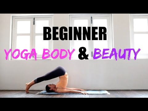 Yoga for Youth, a Slim Body and Natural Beauty