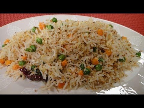 Coconut Rice | Sanjeev Kapoor Khazana