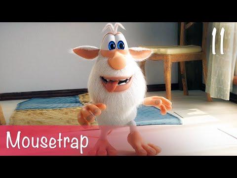 Booba - Mousetrap - Episode 11 - Буба - Cartoon for kids