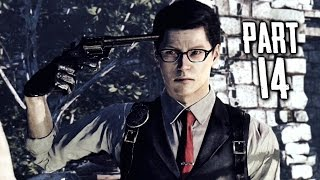 The Evil Within Walkthrough Gameplay Part 14 - The Guillotine (PS4)