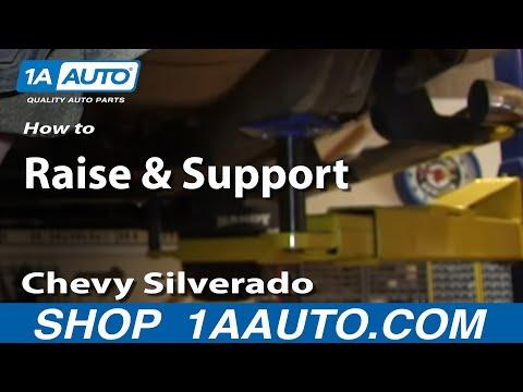 How To Install Replace Broken Air Intake Box 1999-02 GMC Sierra Chevy Silverado More GM