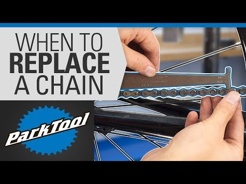 When to Replace a Chain on a Bicycle