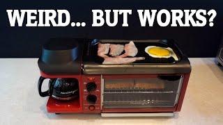 Nostalgia Breakfast Station Review: Complete Breakfast Maker?