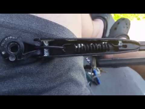 How to change the Rear Wiper and/or Blade on your 4th Generation Dodge or Chrysler Minivan.