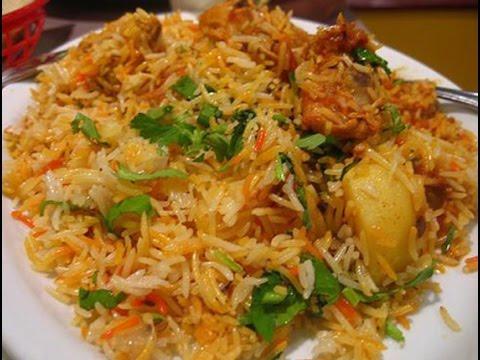 Biryani  Recipe - How to Make Delicious Chicken Karahi Biryani - Easy Food Recipes