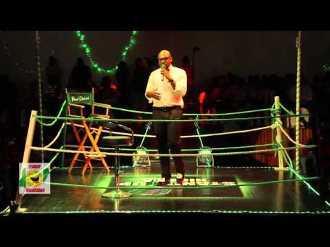 Comedy - Warri Comedian in a Skirt Gives Funny Performance at Stand Up Nigeria Show (  Stand-Up ) Cover