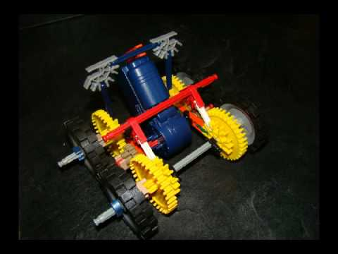 4x4 Knex Car Review