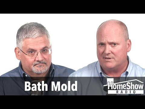 Why can't I get rid of recurring mold in my bathroom?