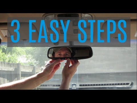 How to program the garage door opener in your car in 3 easy steps
