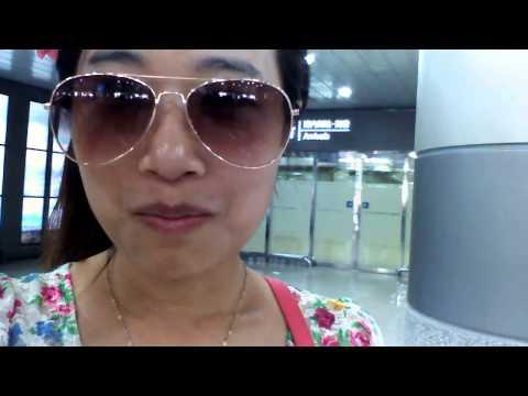 (Jeju Trip 6) At Gimpo airport! Returned!