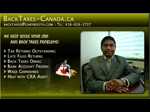 Mississauga-Tax-Services.ca |  Stop Wage Garnishment