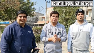 Running Challenge Among 3 Brothers l Physical Challenge l Life With Zuhaib