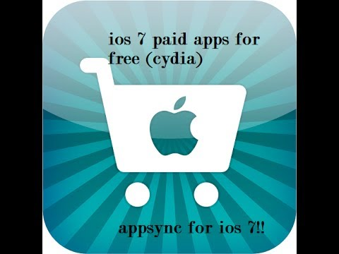 How to install ipa  cracked apps on ios 7 with cydia (appsync for ios 7) new 2013