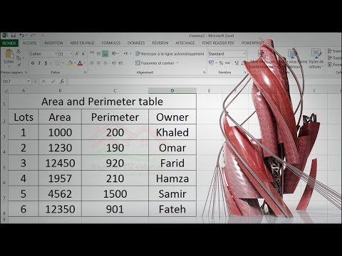 How to export tables (with cells , lines and text) from Autocad to Excel correctly