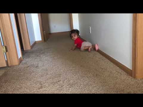 Army Crawl Baby 👩🏻✈️