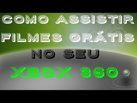 Como assistir filmes e séries grátis no Xbox 360!