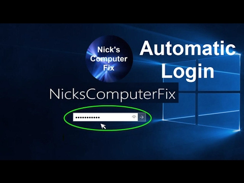 How to disable Windows 10 Login password & Lock Screen - Password bypass with Easy Free Step 2016