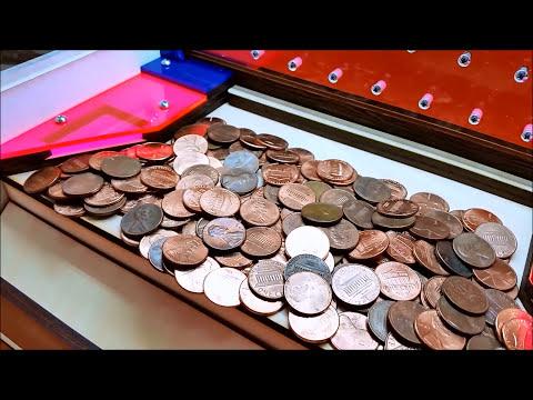 Build a Desktop Coin Pusher with an Arduino!