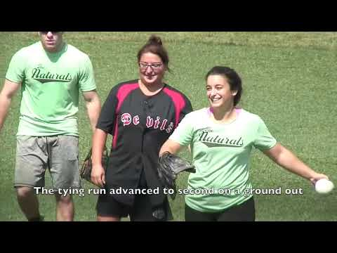 2016 Westchester Co-Ed Softball Finals