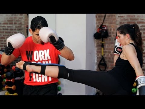 5 Sparring Drills | Kickboxing Lessons