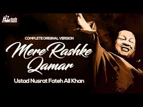 Xxx Mp4 MERE RASHKE QAMAR Original Complete Version USTAD NUSRAT FATEH ALI KHAN OFFICIAL VIDEO 3gp Sex