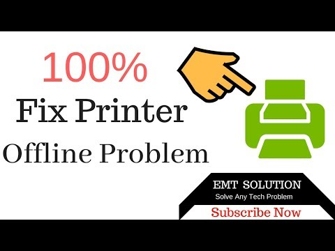Printer Offline Problem How to fix
