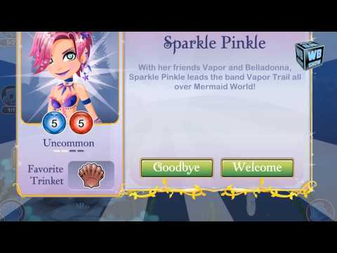 Mermaid World Stories — Sparkle Pinkle Mermaid [CONFIRMED]