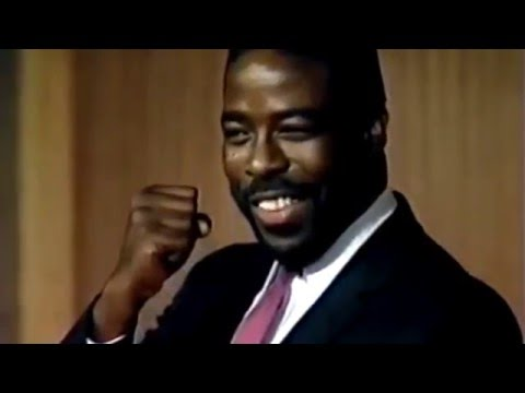 How Les Brown become a radio DJ - Be Unstoppable, Prepare for an Opportunity