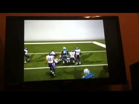 Madden NFL 25. How to run a HB pass