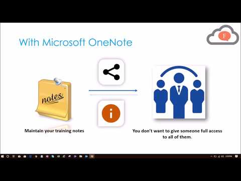 Export your OneNote notes to PDF! Amazing feature of OneNote 2016