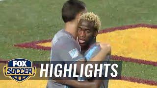 Minnesota United FC vs. FC Dallas | 2017 MLS Highlights