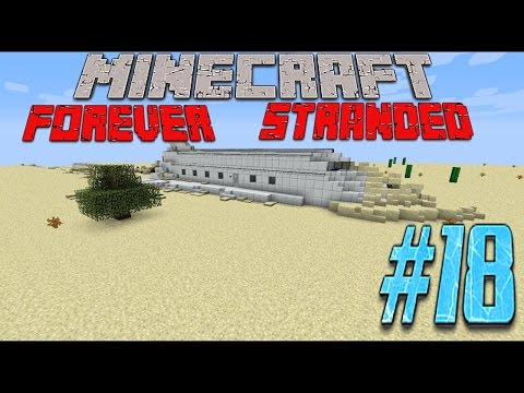 Minecraft Forever Stranded - Cooling Pack Me System And Dungeon Looting (18)