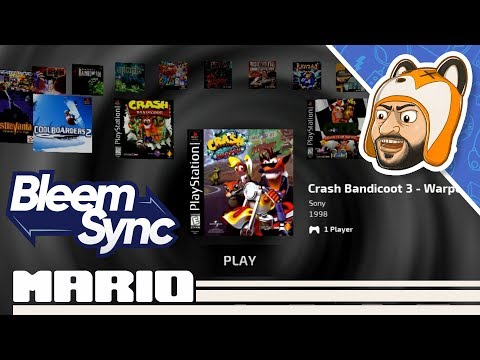 How to Mod Your PlayStation Classic with BleemSync UI | Add More Games with BleemSync 1.0