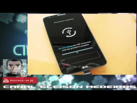 LG G2  Removendo ROOT STOCK ROM  FASTBOOT SECURITY ERROR