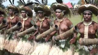 Ceremonia Singsing, Goroka, Papua Nueva Guinea
