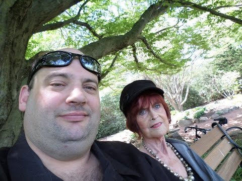 Walk in the park with Mom - Mothers day 2015