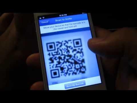 BBM on iPhone / iOS (walk-through/ first impressions)