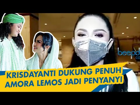 Download Krisdayanti Dukung Penuh Amora Lemos Jadi Penyanyi MP3 Gratis