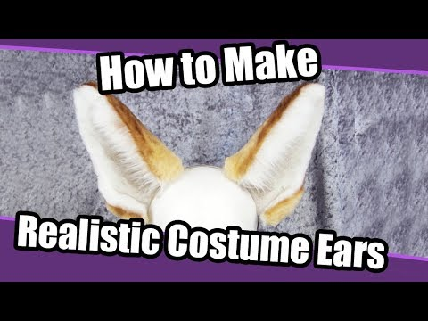 //Tutorial #1// Realistic Ears