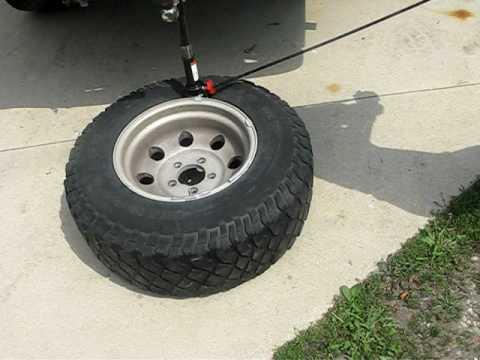 redneck tire bead breaker