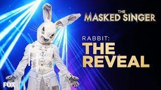 The Rabbit Is Revealed | Season 1 Ep. 8 | THE MASKED SINGER
