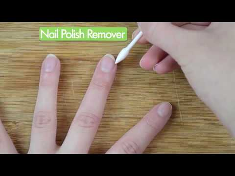 How to Fix a Broken Nail with Nail Glue